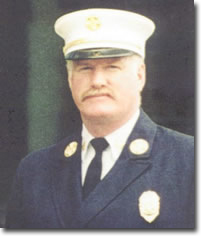 Chief Thomas McCormack, Watervliet Fire Department, 1953-1997